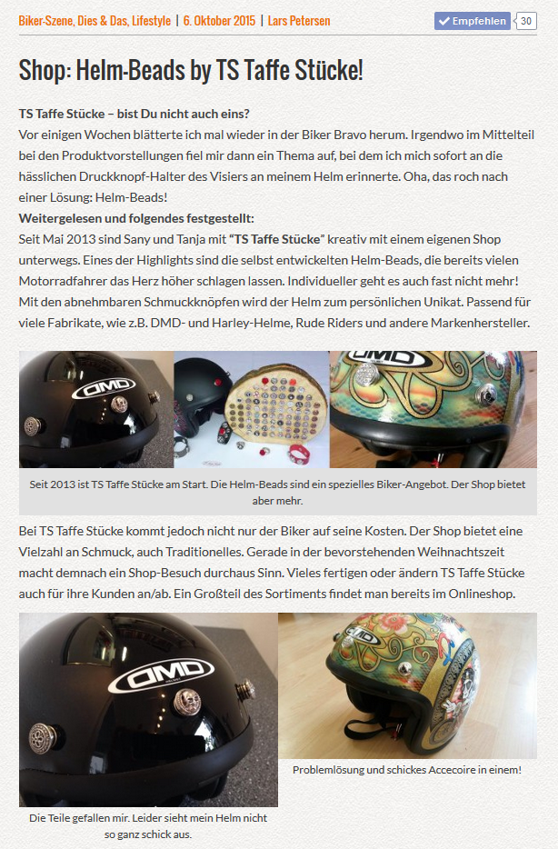 Helm-Beads